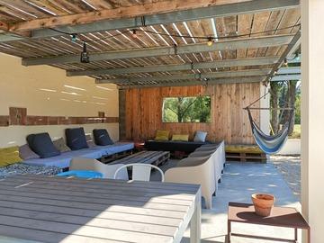 NOS JARDINS A LOUER: Parc de 2 hectares avec piscine