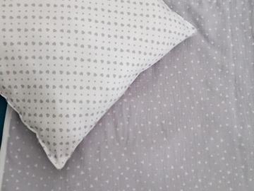 Vente au détail: ensemble plaid +oreiller