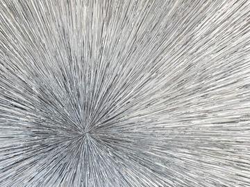 Sell Artworks: Open Mind II - Silver