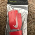 Liquidation/Wholesale Lot: Nike GK Match Youth Gloves sz 5, lot of 8 pair