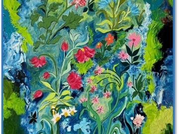 Sell Artworks: Flowers in Wild