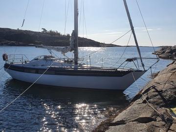 Tilbys: Kings Cruiser 33 - fin familie-seiler
