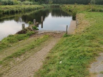 SUP Spots: Moervaart Sint-Niklaas