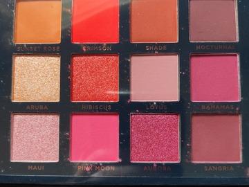 Venta: Paleta Scarlet Dusk de Ace Beaute