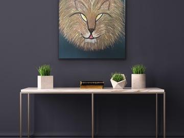 Sell Artworks: Leo the Lion