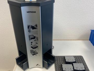 Gebruikte apparatuur: Durr Vista Scan perio