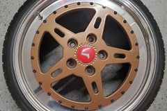 Selling: Kodiak racing 5x112 3 piece