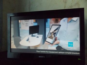 Vente: Téléviseur Sony 46cm