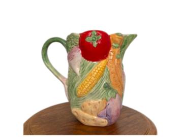 Vente: Pichet légumes en barbotine