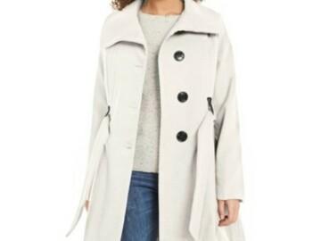 Liquidation/Wholesale Lot: 20pc Women's New Madden Girl's chic skirted coat lot