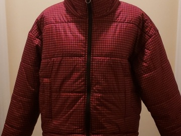 Liquidation/Wholesale Lot: 15pc New Celebrity Pink Juniors winter Cropper Puff coat