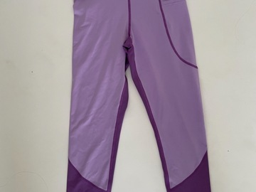Selling with online payment: SAMPLE 2 tone full length tights
