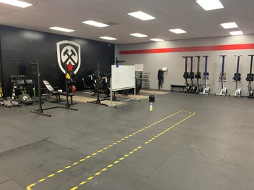Available To Book & Pay (Hourly): CrossFit Gym West Covina - Entire Gym Rental