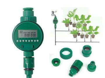 Post Now:  ECO Farm Automatic LCD Garden Irrigation Timer