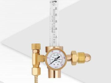 Post Now: ECO Farm CO2 Gas Regulator Pressure Reducer Flow Gauge