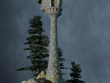 For Sale: Fairytale Tower