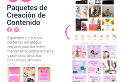 Servicio freelance: Paquete Crece +