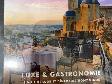 """Vente: Coffret Smartbox """"Luxe et gastronomie"""" (500€)"""
