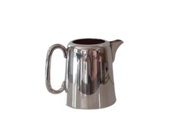 Vente: Pot à lait anglais en argent EPNS