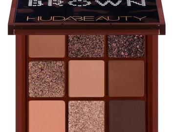 "Buscando: Busco paleta de sombras ""Brown Obsessions Chocolate"" Huda Beauty"