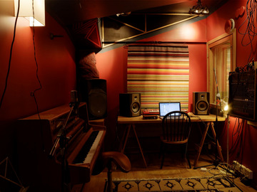 Renting out: Creative Space for Musicians and Artisans