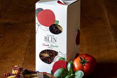 Vente avec paiement en direct: Pâtes Torsade Tomate & Basilic 320grs