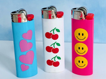Post Now: VARIETY PACK BIC LIGHTERS (3 pack)