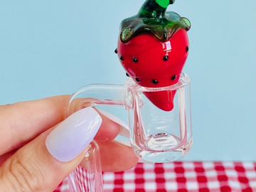 Post Now: STRAWBERRY CARB CAP
