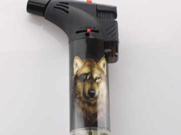 Post Now: Refillable Adjustable Flame Lighter