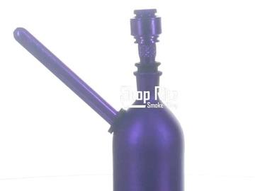 Post Now: Metal Bong Purple