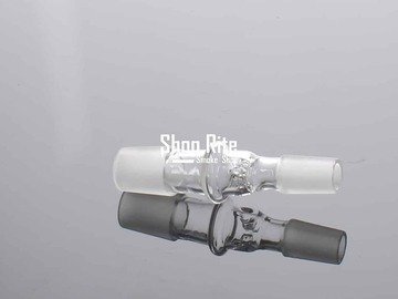 Post Now: Bong Connector 14mm Male to 18mm Male