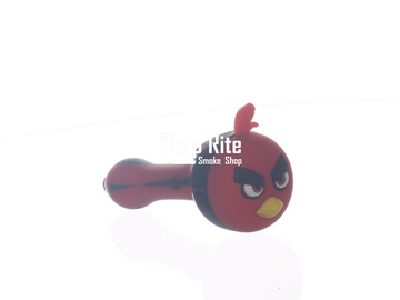 Post Now: Silicone Hand Pipe Angry Bird 2
