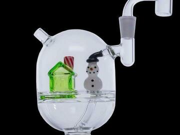 Post Now: MJ Arsenal Limited Edition - Hotbox Cabin Mini Dab Rig