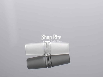 Post Now: Bong Connector 18mm Male to 18mm Male Straight