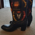 For Sale: Frye Black Boots