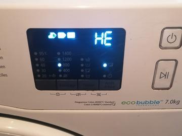 Besoin d'aide: Help! Machine à laver