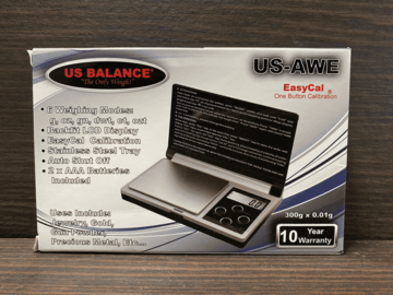 Post Now: US-Awe (2 Digit Scale)