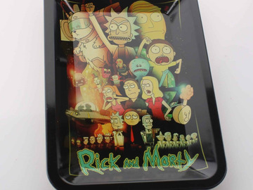 Post Now: Rick And Morty Rolling Tray Small