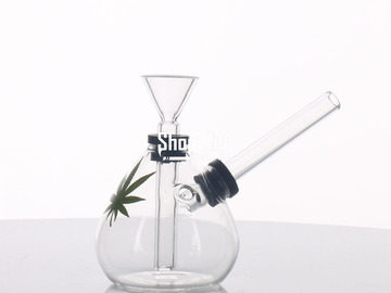 Post Now: Bubbler with Leaf
