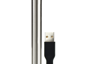 Post Now: CCELL M3 350mAh Battery with USB Charger - Draw Activated - Silve