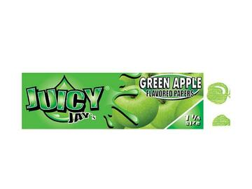 Post Now: Juicy Jay's Rolling Papers - 1¼ - Green Apple