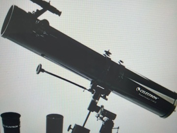 For sale (with online payment): Celestron Powerseeker