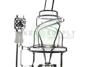 Post Now: TokerSupply - Barrel Perc Dual Chamber Incycler