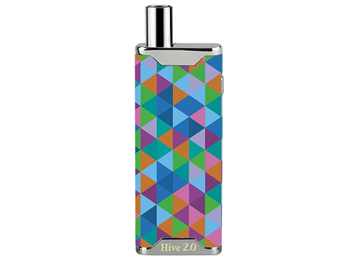Post Now: Yocan Hive 2.0 E-Liquid and Concentrate Vaporizer - Coloured Tria