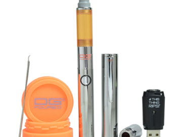 Post Now: ThisThingRips OG Four 2.0 Concentrate Vaporizer Kit