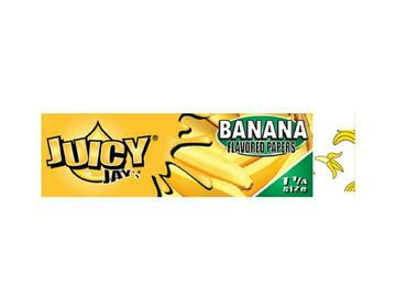 Post Now: Juicy Jay's Rolling Papers - 1¼ - Banana