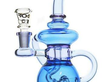 Post Now: Dual Arm Max Diffusion Globe Recycler