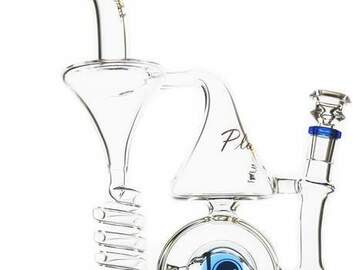 Post Now: Lookah Funnel Spiral Recycler Rig