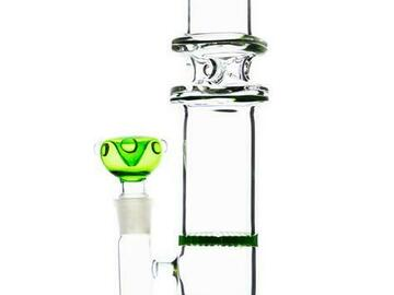 Post Now: Thick Double Honeycomb Perc Bong