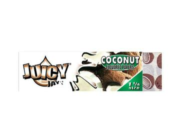 Post Now: Juicy Jay's Rolling Papers - 1¼ - Coconut